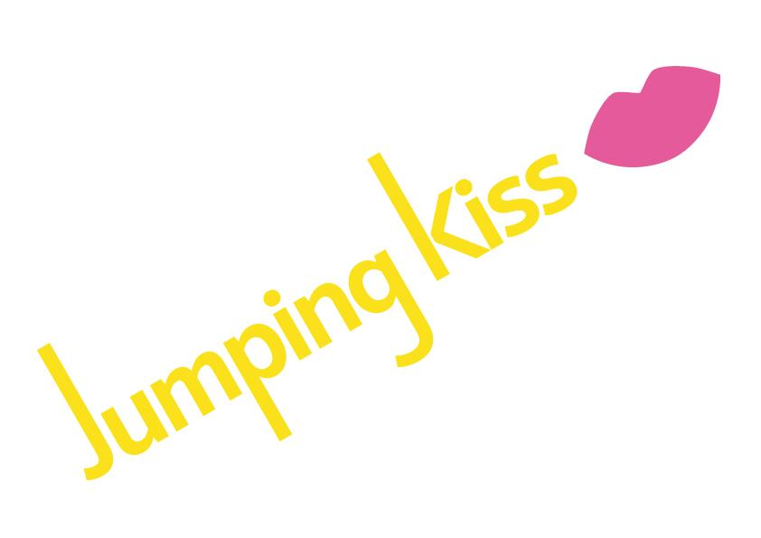 jumping kiss
